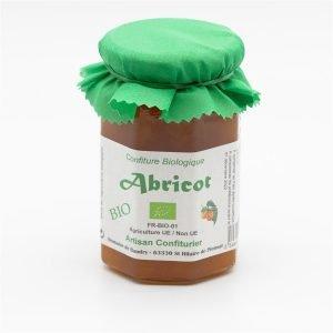 Confiture extra Abricot Bio 370g