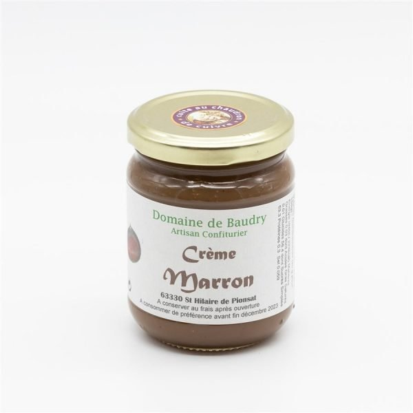 Crème de Marron 250g