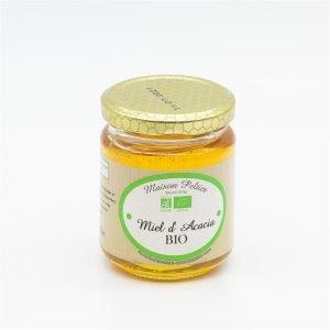 Miel d'Acacia Bio 250g