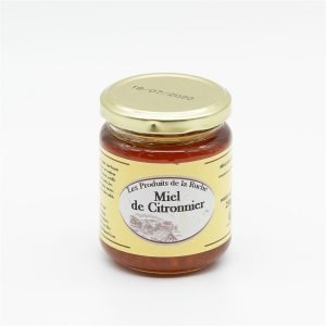 Miel de Citronnier 250g