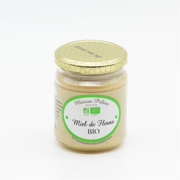Miel de Fleurs Bio 250g