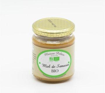 Miel de Sarrasin Bio 250g français