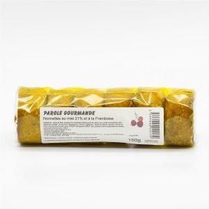 Nonnettes au miel à la Framboise 150g