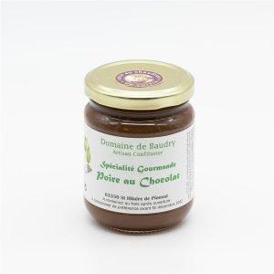 Spécialité Gourmande Poire-Chocolat 250g