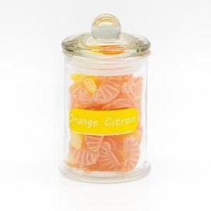 Bonbonnière Saveurs Orange et Citron 90g