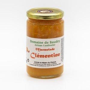 Marmelade de Clémentine 370g